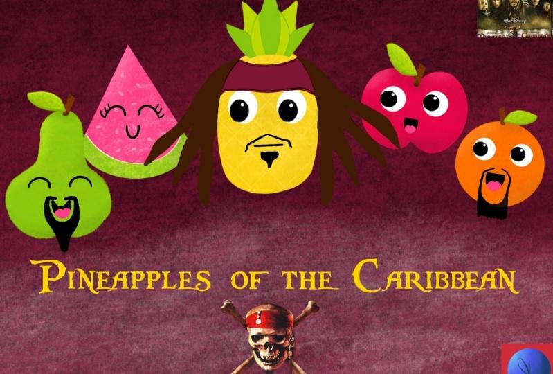 Cute But Deadly Fruit
