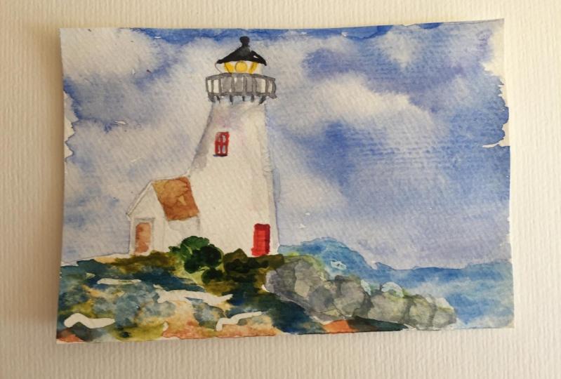 Miniature Lighthouse