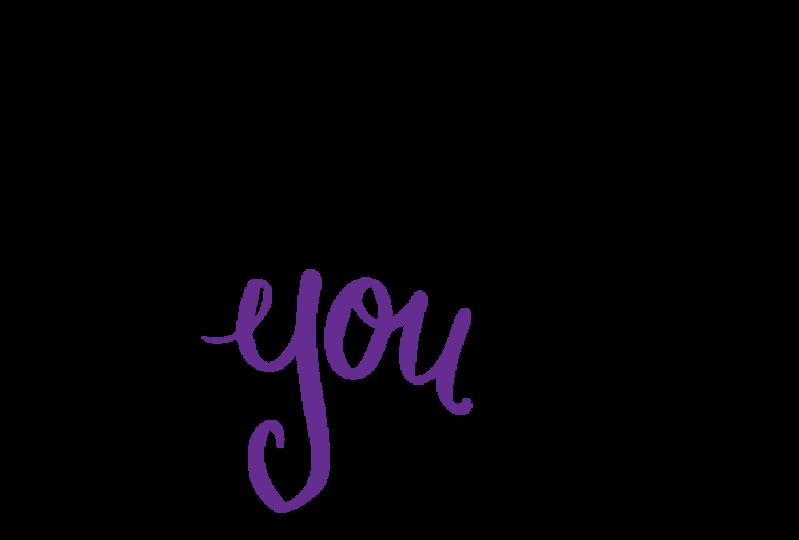 Brush lettering vector