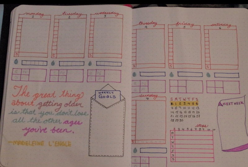 My Weekly for June