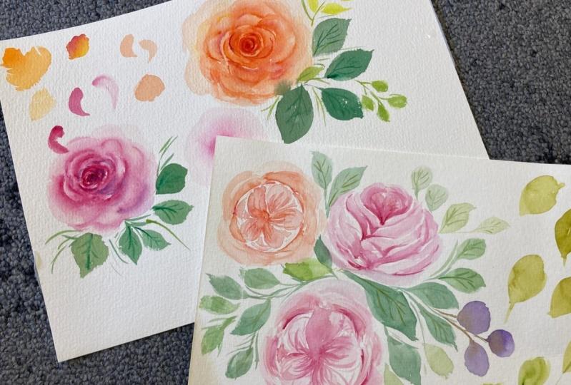 English Rose (Esther Peck)
