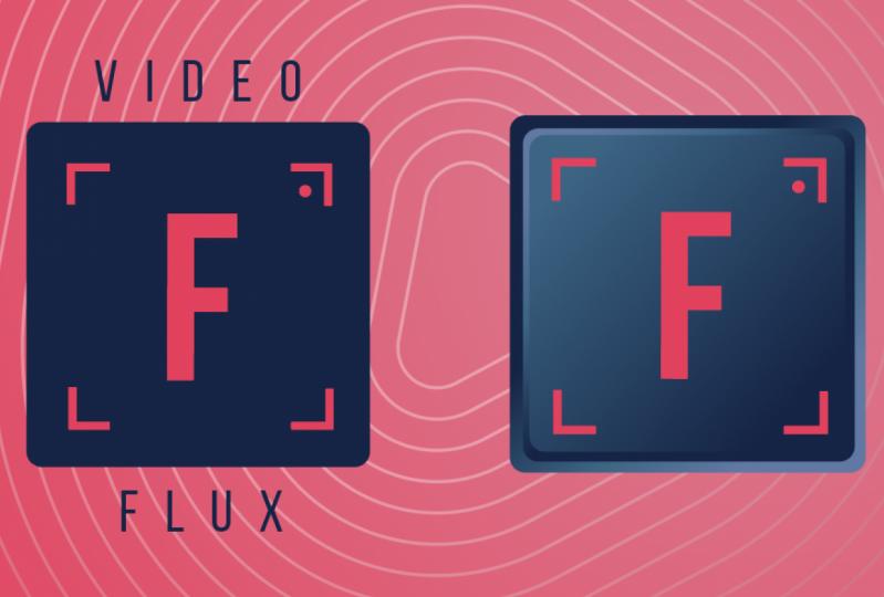 Video Flux Logo
