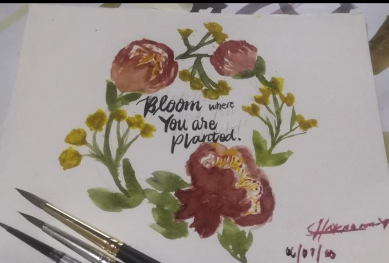 Bloom: Loose Floral Peonies