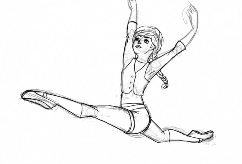 Felicia Ballerina