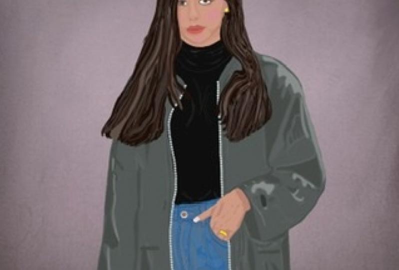 Modern Portrait