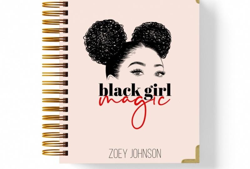 Black Girl Magic Planner