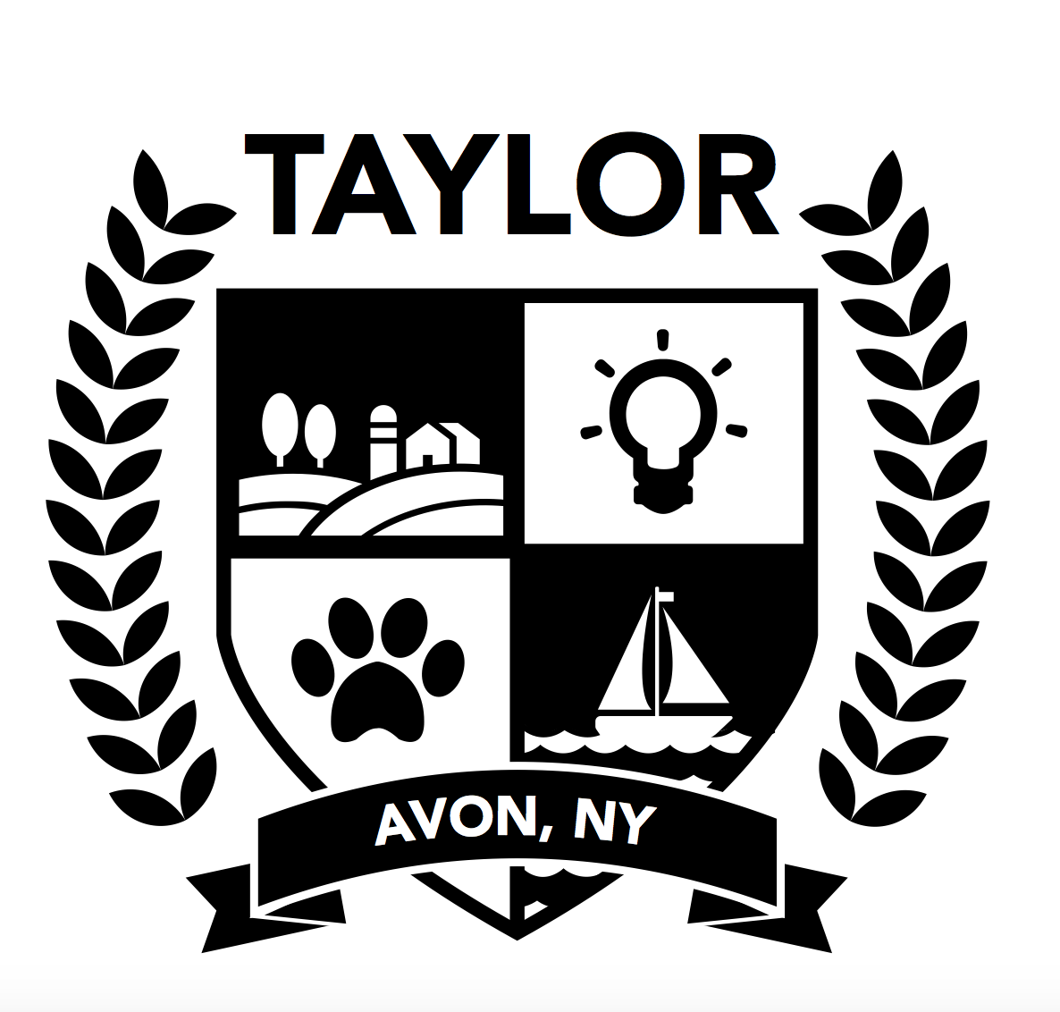 Taylor family crest skillshare projects 87146262 buycottarizona Image collections