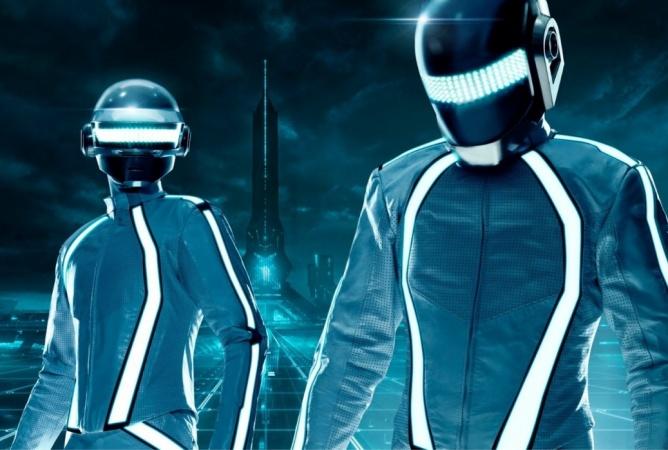 Daft Punk - End Trans-Mission Tour