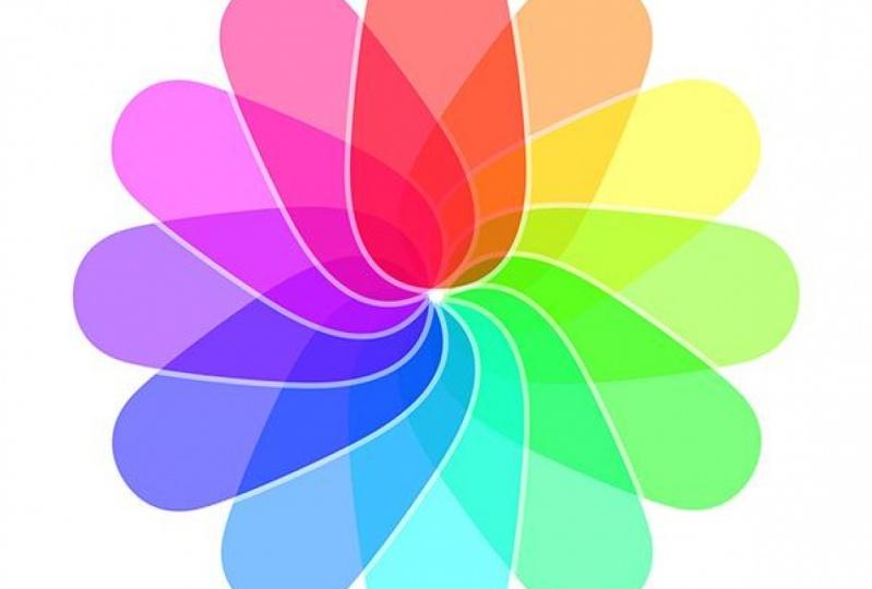 12 colors wheel