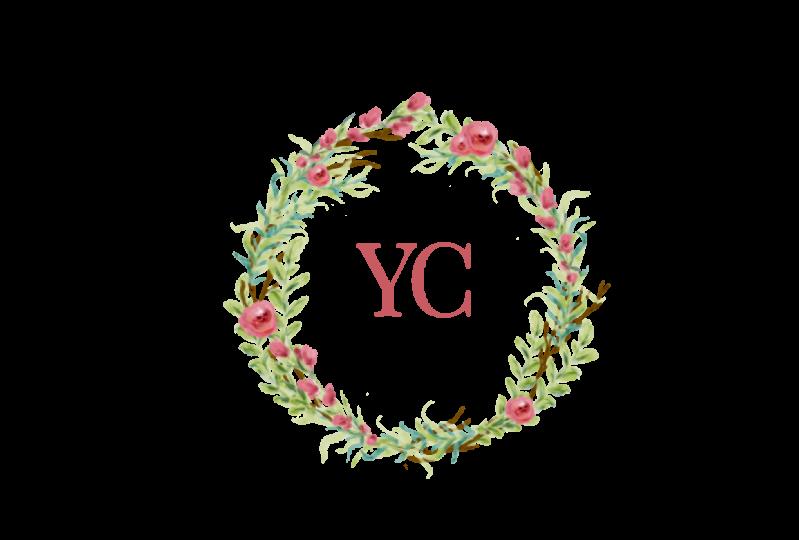 Wreath Monogram