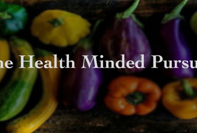 Project 1 - The Health Minded Pursuit