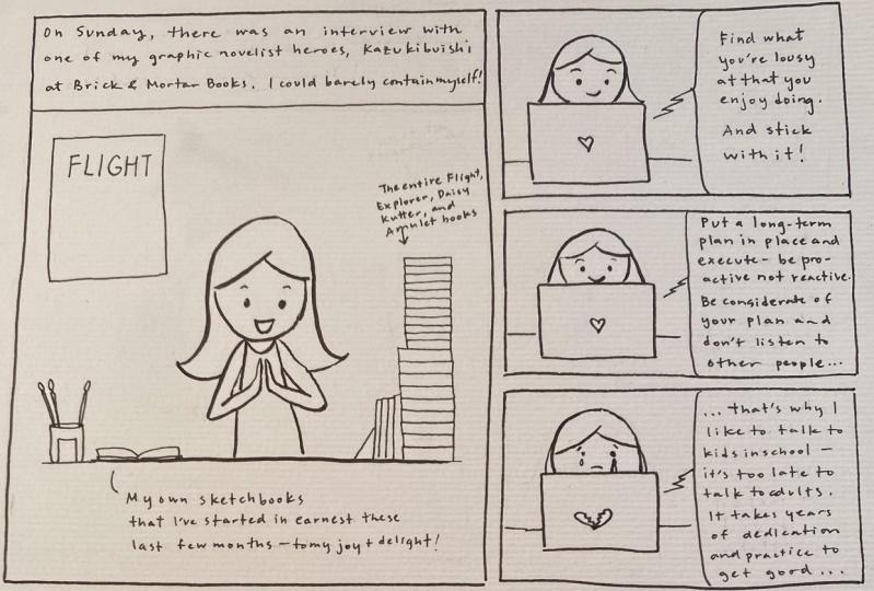 Journal Comics About Comics