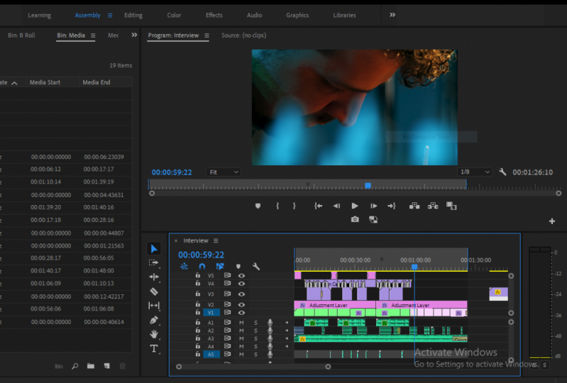 Advanced Video Editing with Adobe Premiere Pro 2020 Class Project