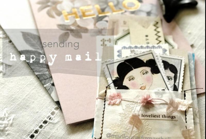 Sending Happy Mail