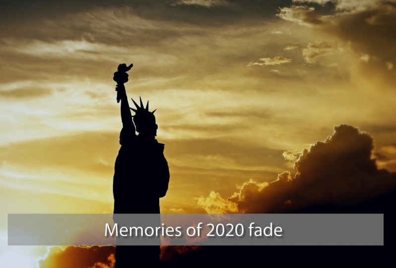 2020 Political Wasteland, The enmity of President Trump