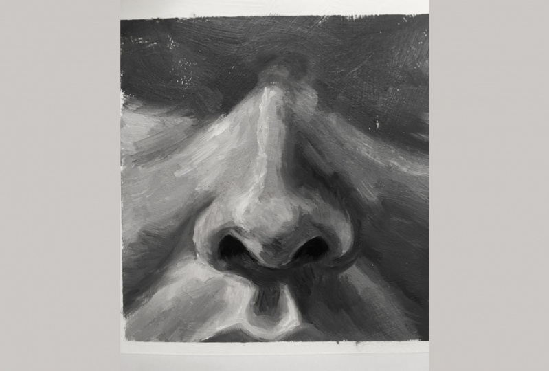 Nose exercise