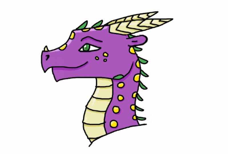 My Dragon, Plum.