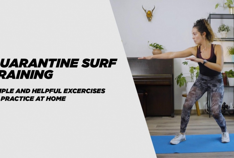 Surfing Workouts Tutorial