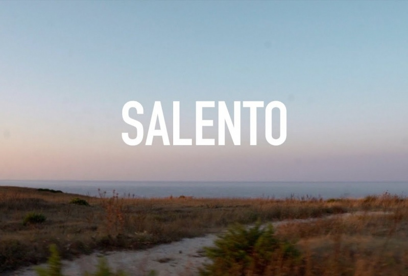 Travel video project - One week in Salento