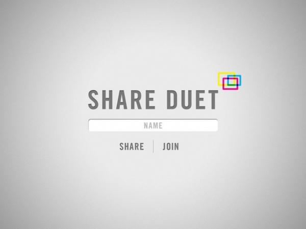 Share Duet
