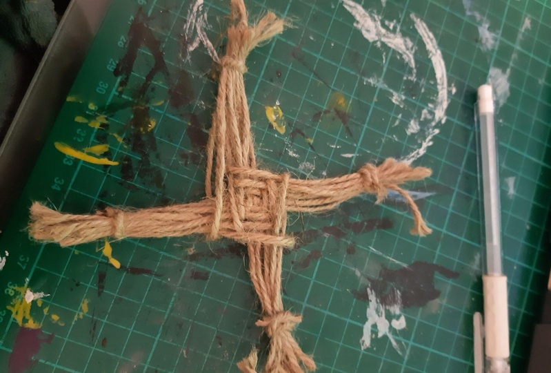 Brigid's Cross (String)