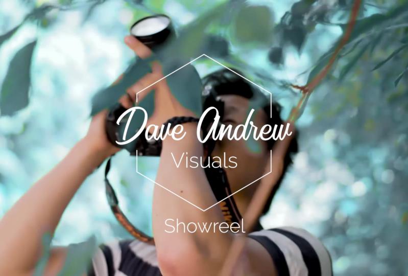 Showreel Dave Andrew