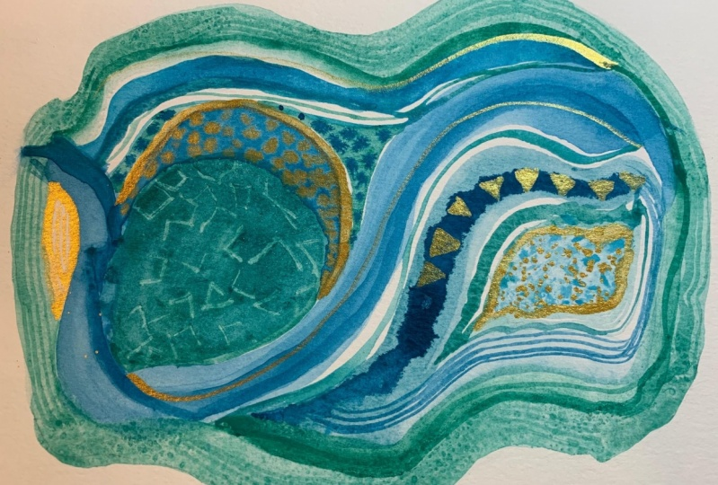 Geode Lines