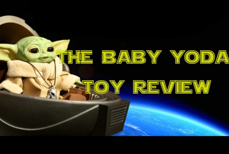 Cutest Yoda EVER - Toy Review