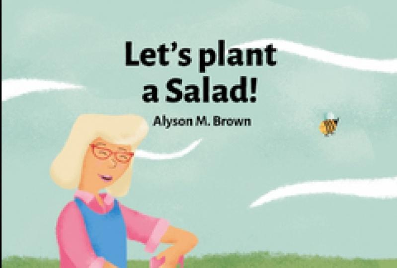 Let's plant a salad!