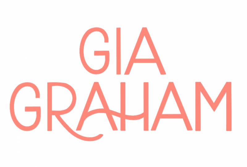 Gia: Glypic Serif & San Serif