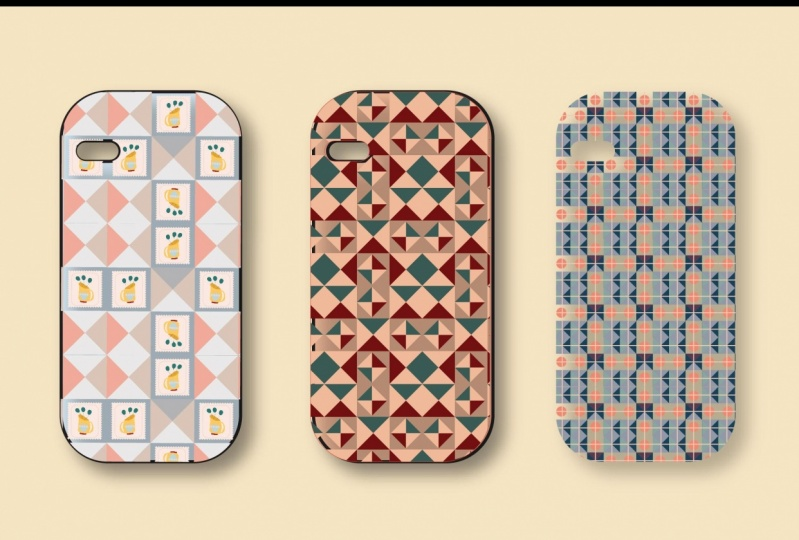 phone cases mock up