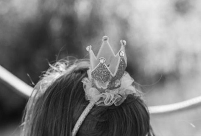 A fearless princess