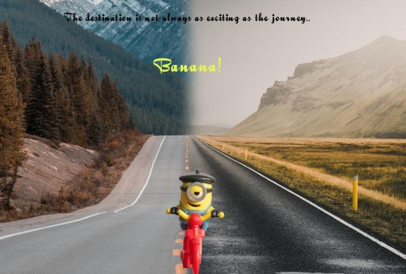 minions journey