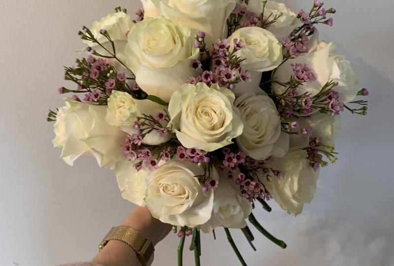 Spiral Bouquets