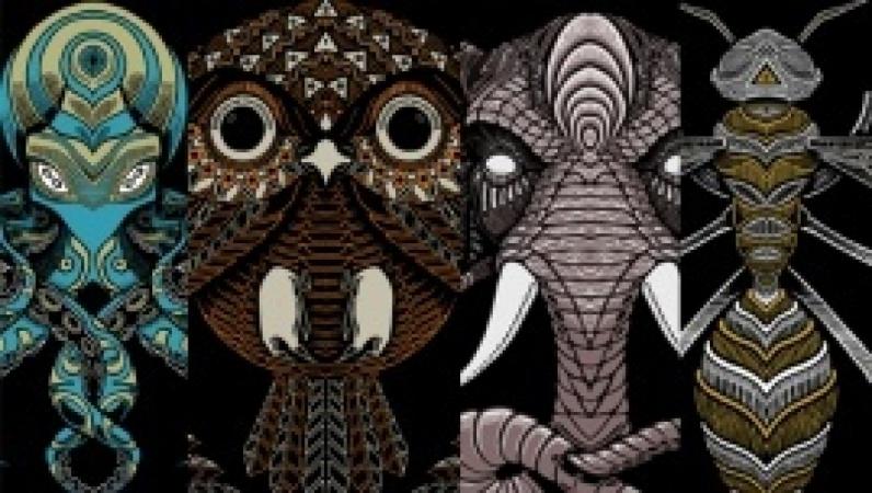 Animal Kingdom T-Shirts by IHsquared