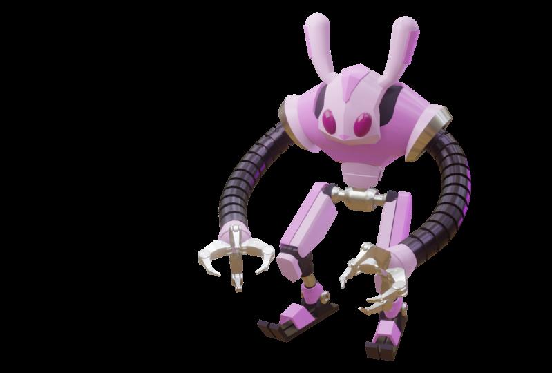 Rabbot the Robot