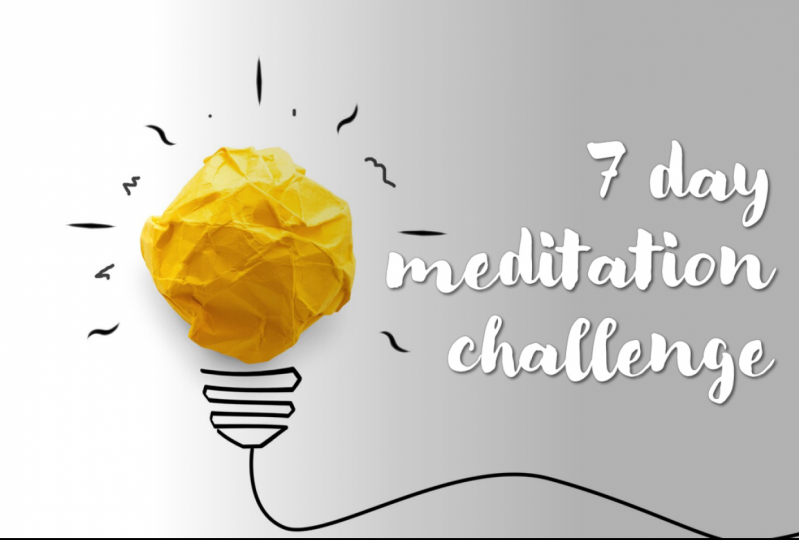 7 Day Meditation Challenge