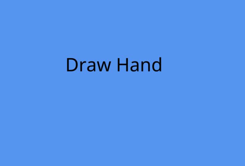 Draw Hands