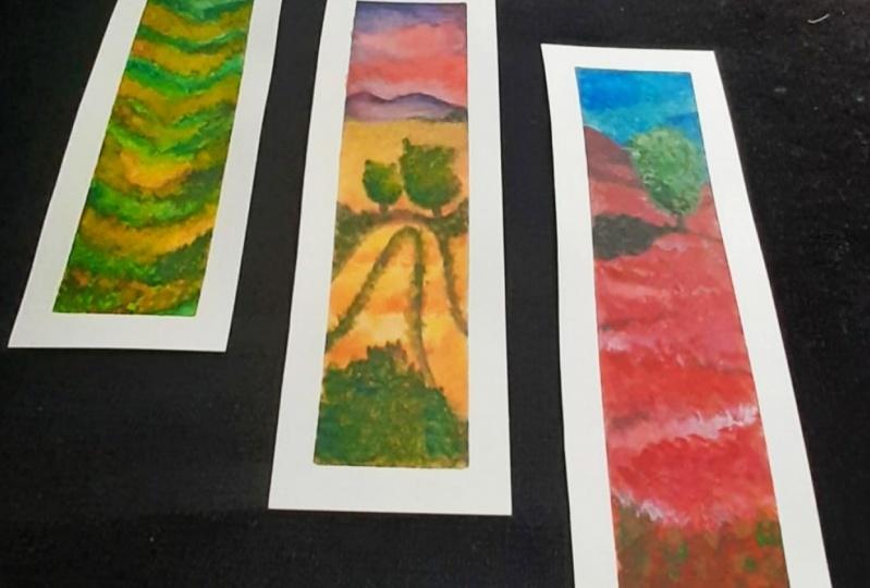 Landscape Bookmark