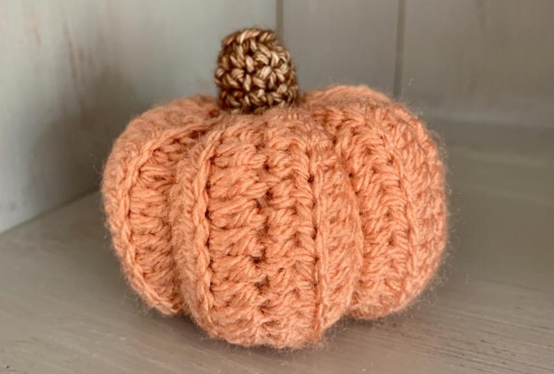 My finished pumpkin