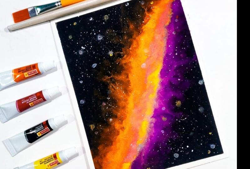galaxy nights