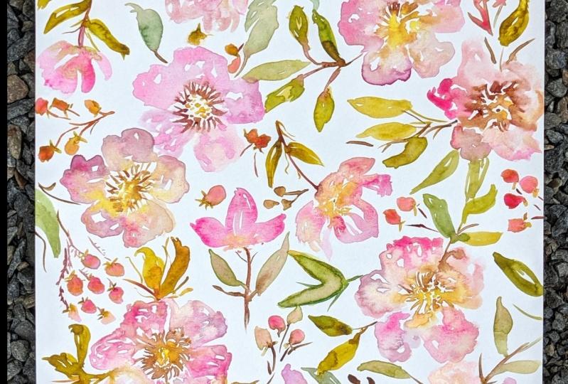 Easy Peasy Florals