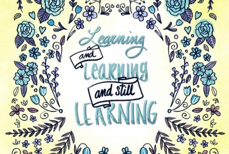 Learning!