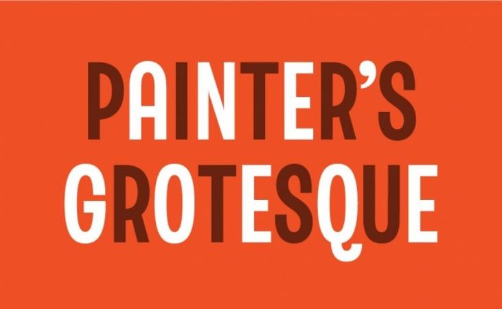 Painter's Grotesque