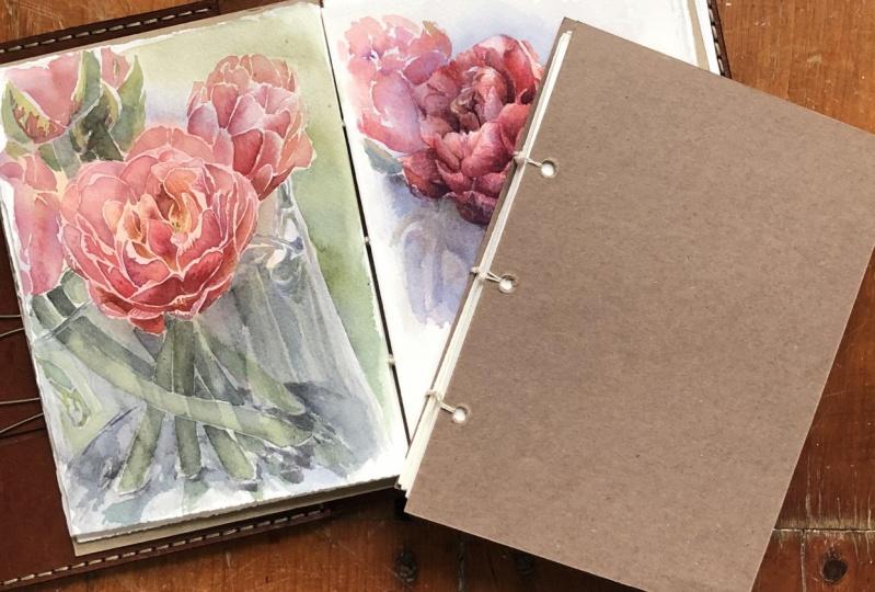 Class Example: Everyday Sketchbook