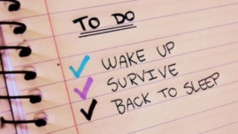 DayTicker: To-Do Lists for Real Life