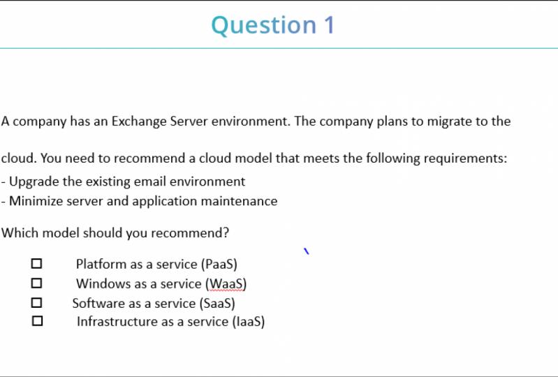 Module 1 - Question 1