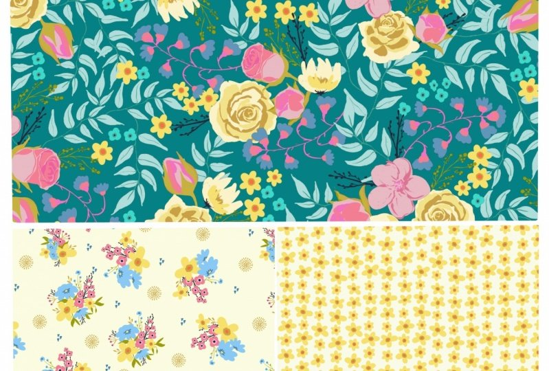 Pattern making with photoshop