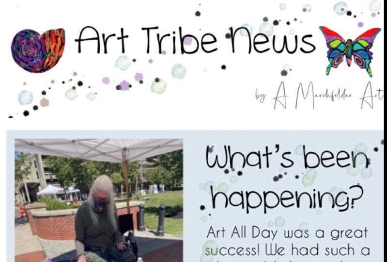 Art Tribe News