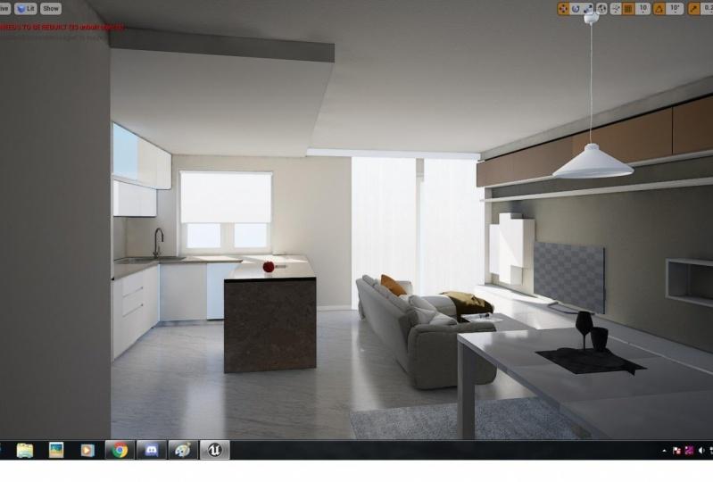 Micro apartment - Interiors